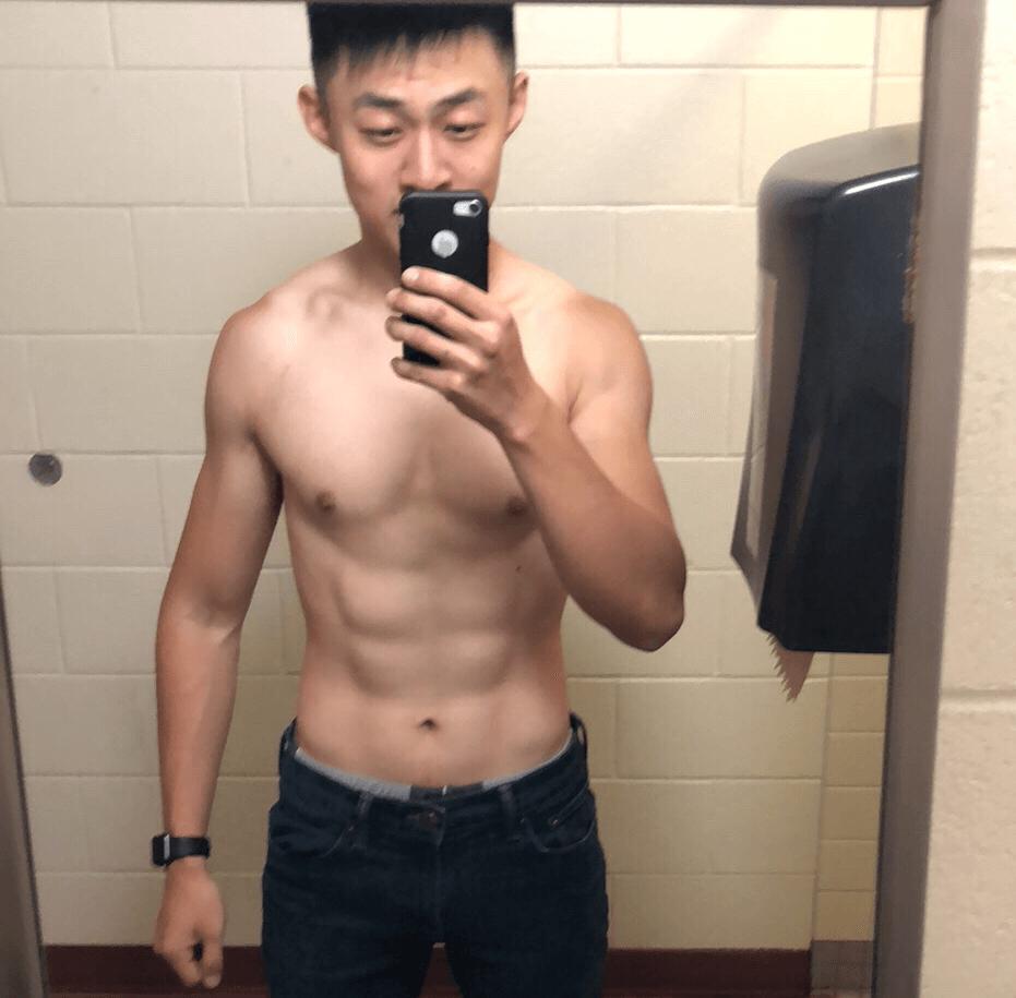 My Gym Transformation · Bo Peng